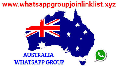Australia Whatsapp Group Join Link List