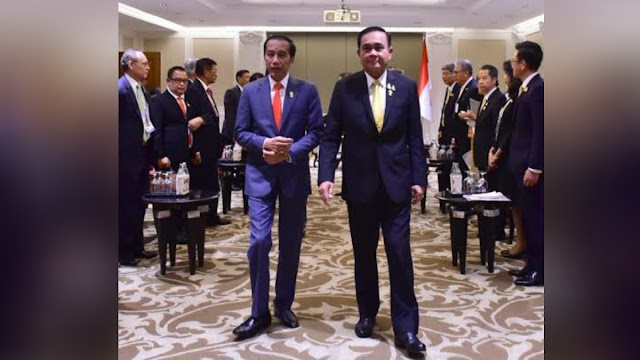 Didemo Puluhan Ribu Rakyat, Perdana Menteri Thailand Ogah Mundur