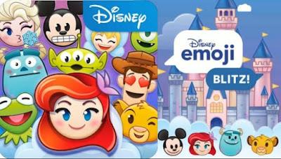 Disney Emoji Blitz Apk + Mod Money for android