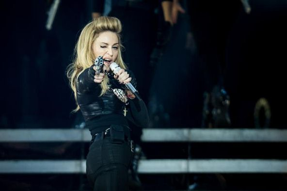 Madonna Files Emergency Court Order