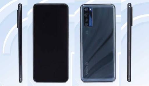 ZTE Axon 20 5G phone