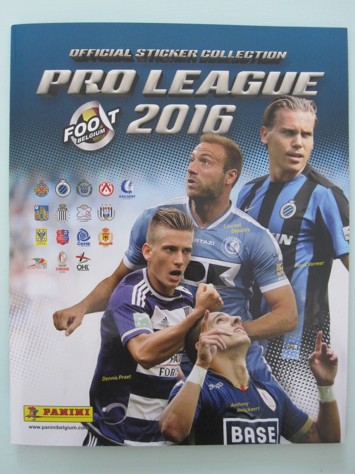 Pro Only Launch Lipstick Swatches Photos: Only Good Stickers: Panini Pro League 2016