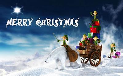 Best Christmas Status Hindi Top 40