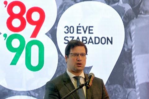 1989-90 a 20. századi magyar történelem egyik legfontosabb fordulópontja