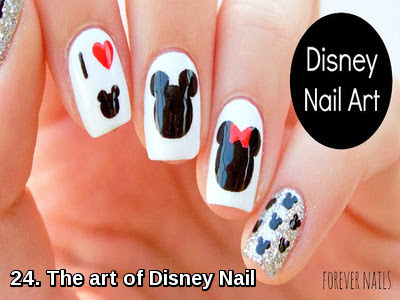 The art of Disney Nail