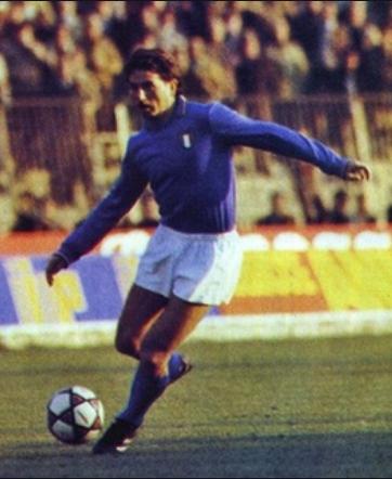 19 aprile 1981, Franco Selvaggi debutta con l'Italia