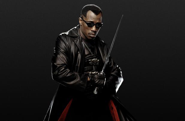 Marvel sur un nouveau projet Blade