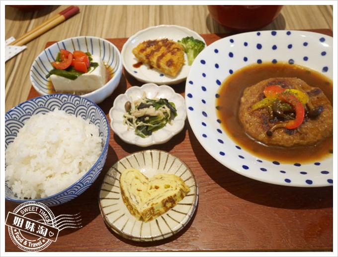 開動了日本家庭料理-生態園區站有最好吃的雞肉唐揚