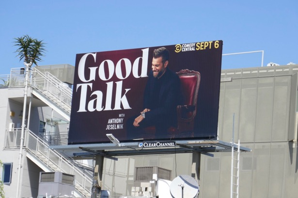 Good Talk with Anthony Jeselnik billboard