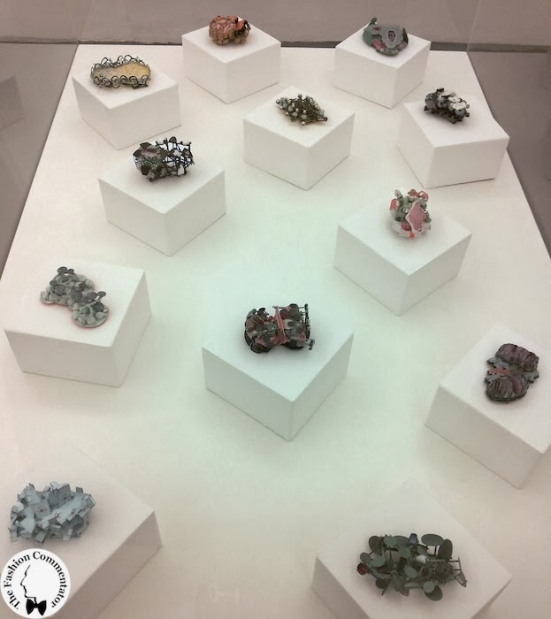 Industrial Romantic - Helen Britton jewelry exhibition at the Galleria Villanova in Florence