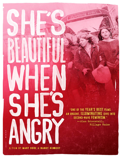 Ver She's Beautiful When She's Angry (2014) Online