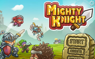 Mighty Knight - Jeu Hack 'n' Slash sur PC