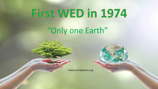 World Environment Day Previous Years Themes List