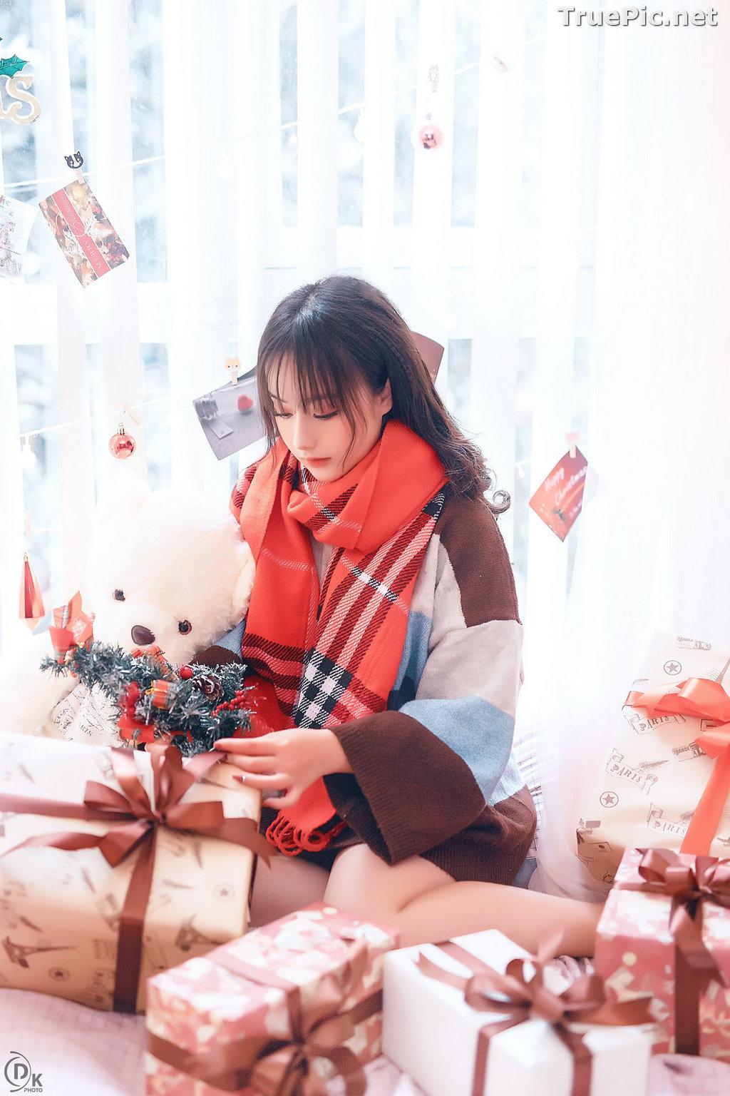 Image Vietnamese Model - Various Model - Beautiful Christmas Girls - TruePic.net - Picture-9