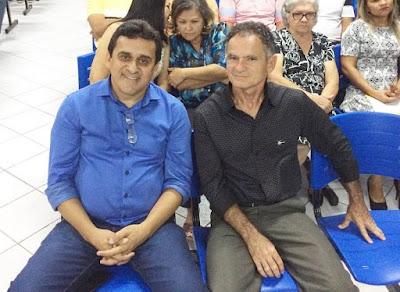 Resultado de imagem para fotos do prefeito naldinho do vice prefeito erivan