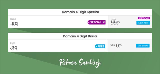 new free domain 2021