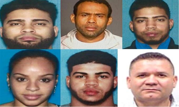Barbero dominicano, esposa y hermanos acusados  por tráfico de heroína, cocaína y  fentanilo a gran escala en Nueva Jersey