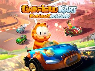 Jogo Garfield Kart [PC Steam]