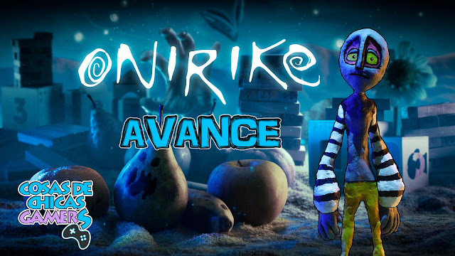 Onirike avance en PC