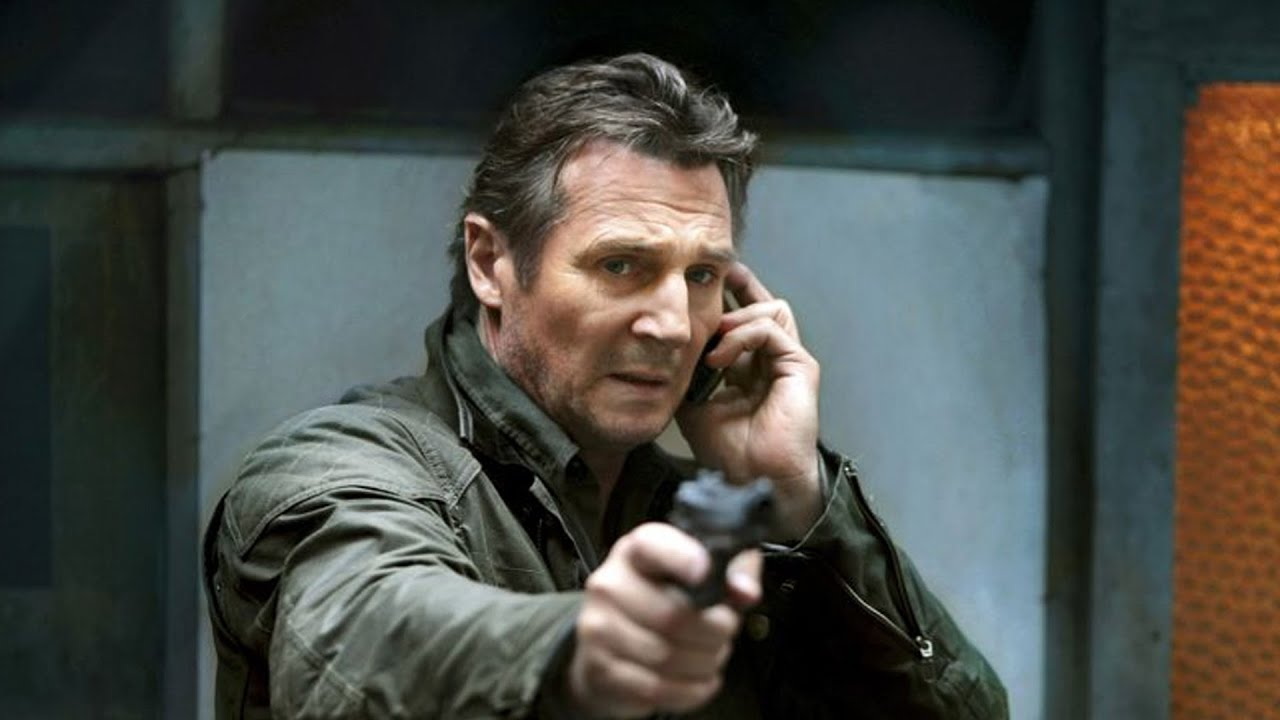 The Ace Black Movie Blog Movie Review Taken 2008