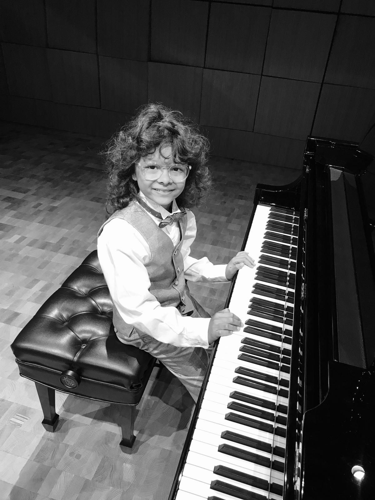 Cobie Buckmire | Grand Prize | Piano | 6th Edition | ENKOR Int'l