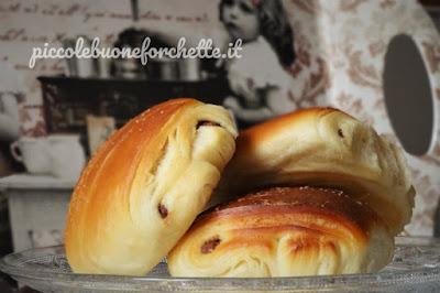 foto Ricetta pane al cioccolato per bambini