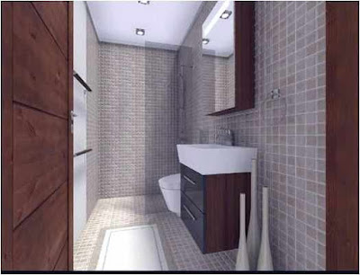 Bathroom Layout Designs For Small Spaces That Attract