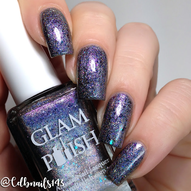 Glam Polish-The Flakie Wars