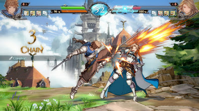 game Granblue Fantasy Versus-CODEX malabar