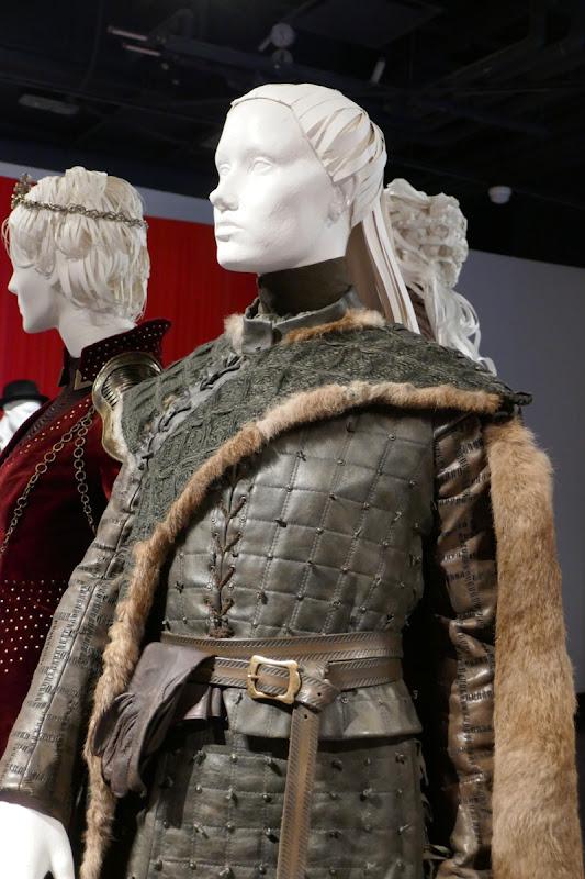 Arya Stark Game of Thrones season 8 costume