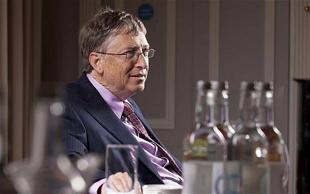 Yang Aneh dari Bill Gates Sebelum Ada Pandemi