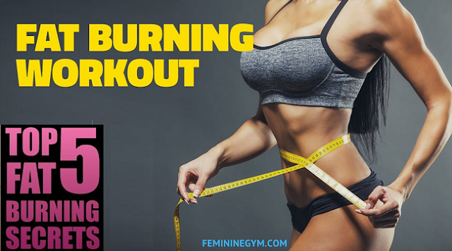 5 Effective Fat-Burning Workout