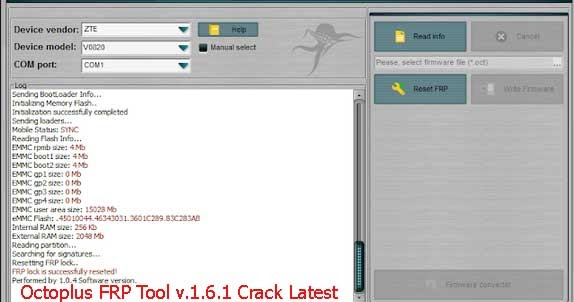 Octoplus FRP Tool v 1 6 5 Crack Latest [Working] - Gsm