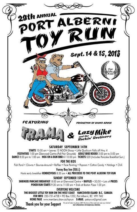 15th annual toy run - 480×742