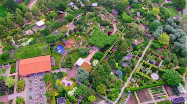 Appeltern, el parque de ideas sobre jardines más grande de los Países Bajos