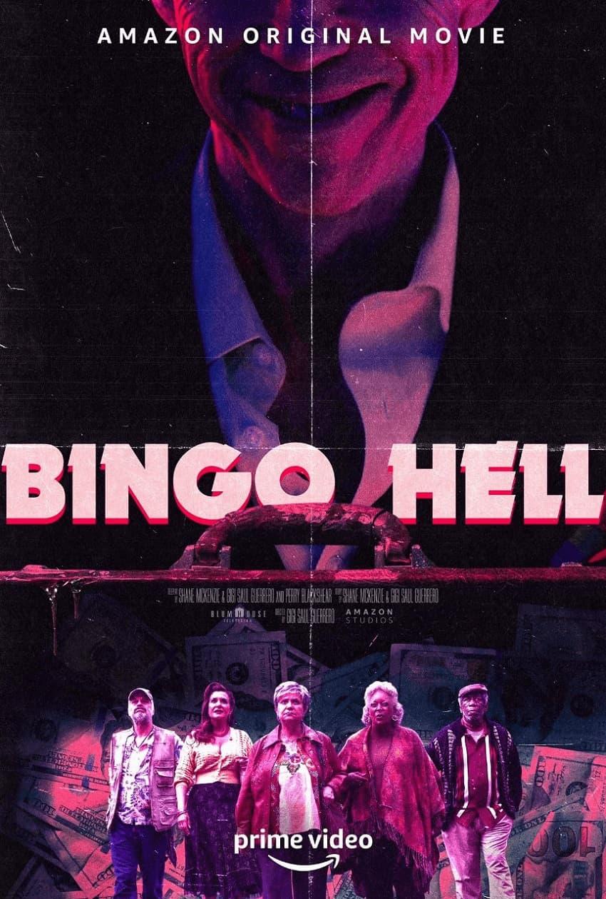 Amazon показал трейлеры всех новых фильмов хоррор-антологии «Добро пожаловать в Блумхаус» - Постер 1