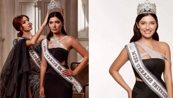 Elizaveta Yastremskaya es Miss Ukraine Universe 2020