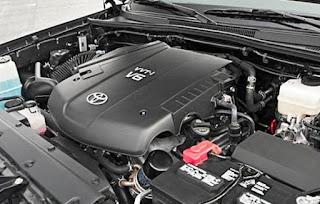 Toyota TRD Pro Engine