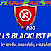 Calls Blacklist PRO - Call Blocker 3.2.16 Patched Apk for Android