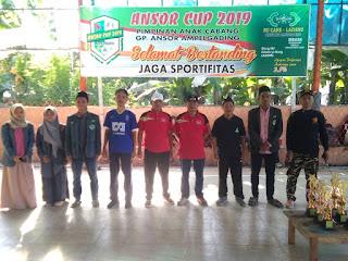 Turnamen Ansor Cup 2019