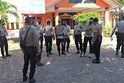 Jelang Putusan MK, Polres Sumbawa Siagakan Ratusan Personel Gabungan
