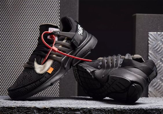 6ced7ff98f50f Elevating the classic Air Presto with Virgil Abloh s red zip tie once  again