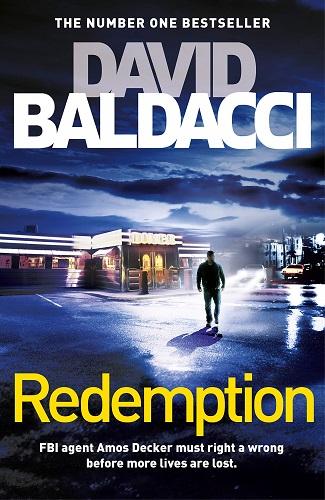 Redemption Book by David Baldacci pdf