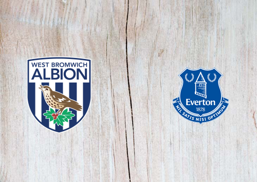 West Bromwich Albion vs Everton -Highlights 04 March 2021