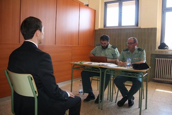 Sentencias en Valencia, Cataluña, Andalucía, Murcia y Aragón, obligan a readmitir a aspirantes de la Guardia Civil que fueron expulsados de la entrevista
