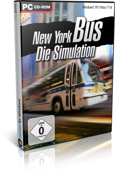New York City Bus Simulator PC Full Español