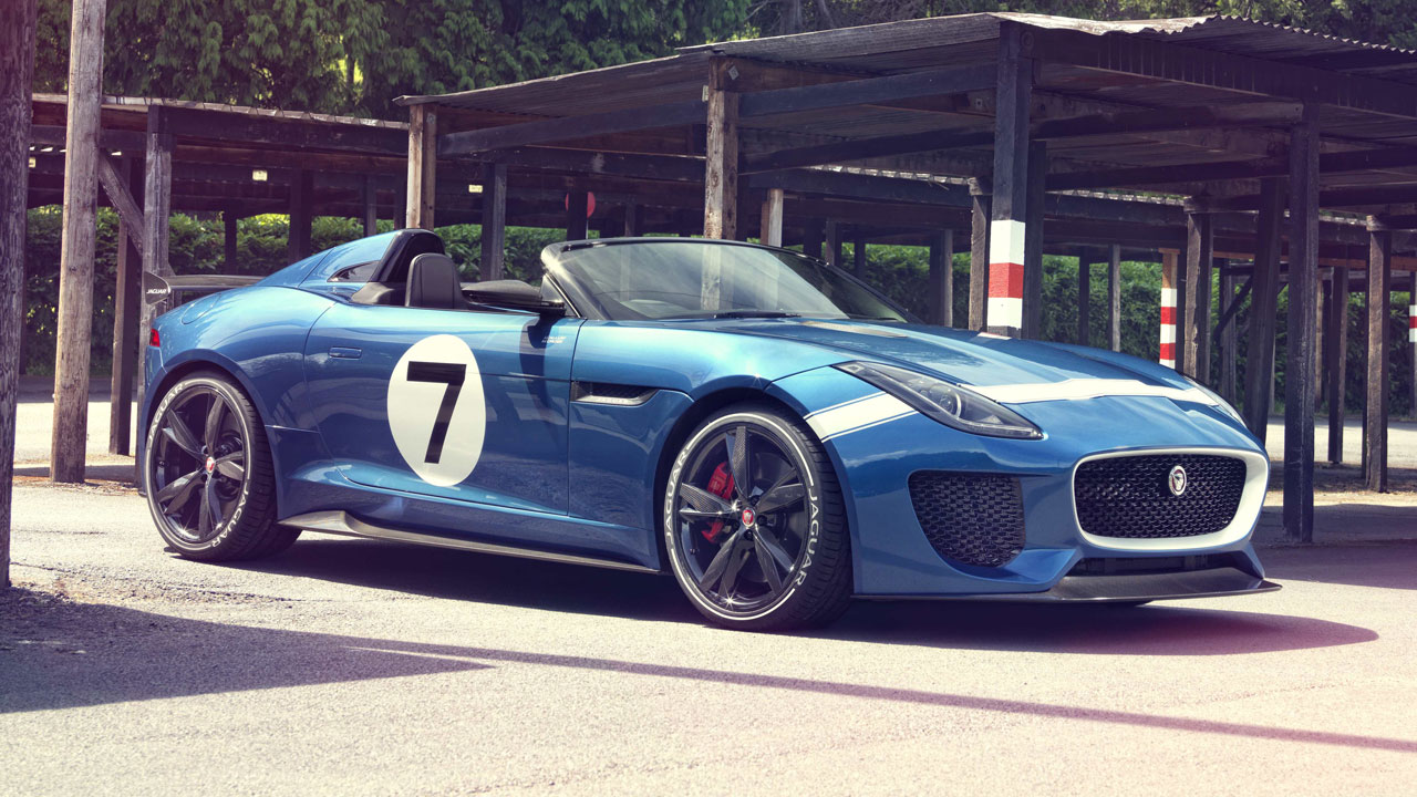 luxury cars and watches boxfox1 jaguar project 7 to make dynamic debut at goodwood festival. Black Bedroom Furniture Sets. Home Design Ideas