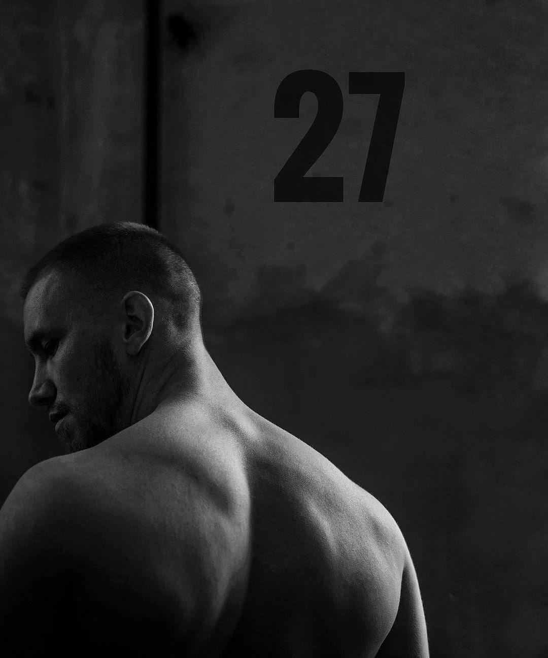 27, by Nikolai Silkov