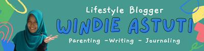 Windi Astuti Lifestyle Blogger