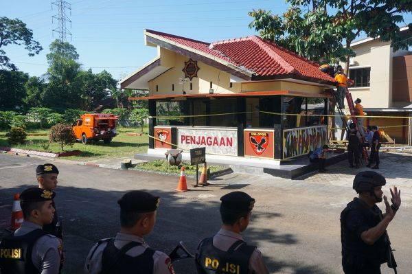 Satu Personel Brimob Purwokerto Jadi Korban Penembakan